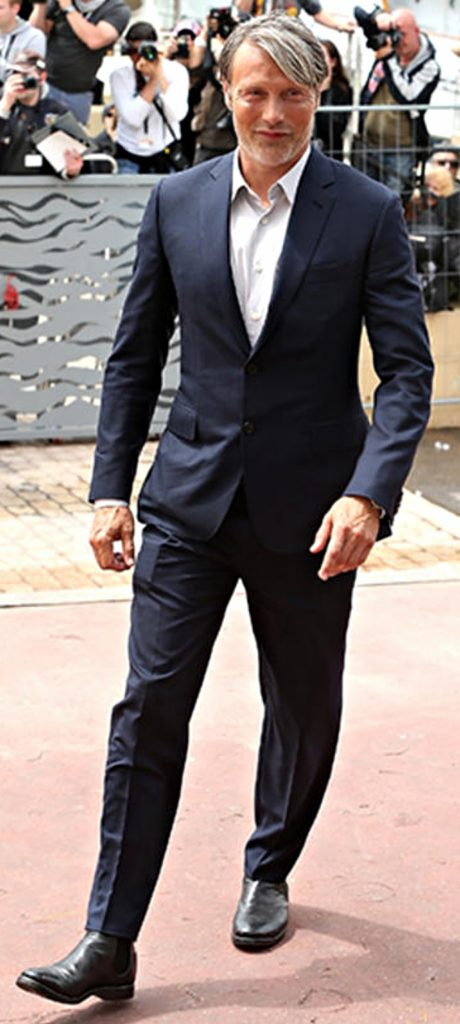 CANNES, FRANCE - MAY 11: Mads Mikkelsen attends the Jury Photocall at the 69th Annual Cannes Film Festival on May 11, 2016 in Cannes. (Photo by Danny Martindale/GC Images)